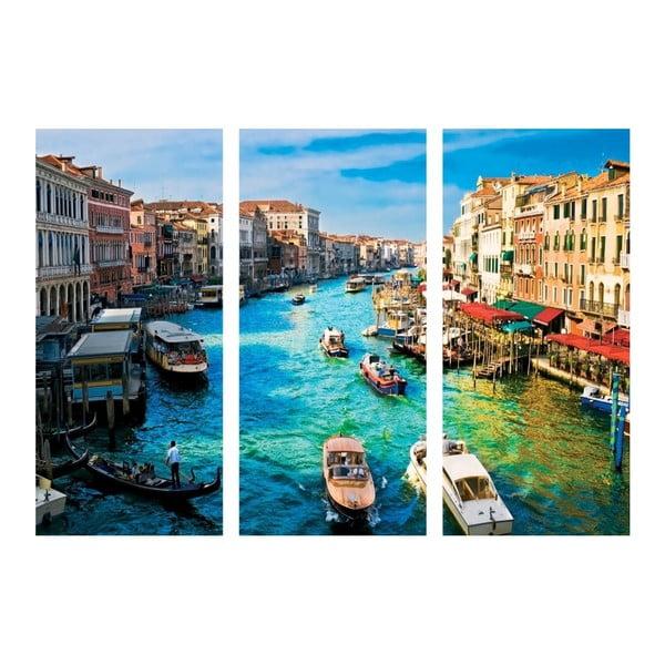 Obraz trzyczęściowy Wenecja