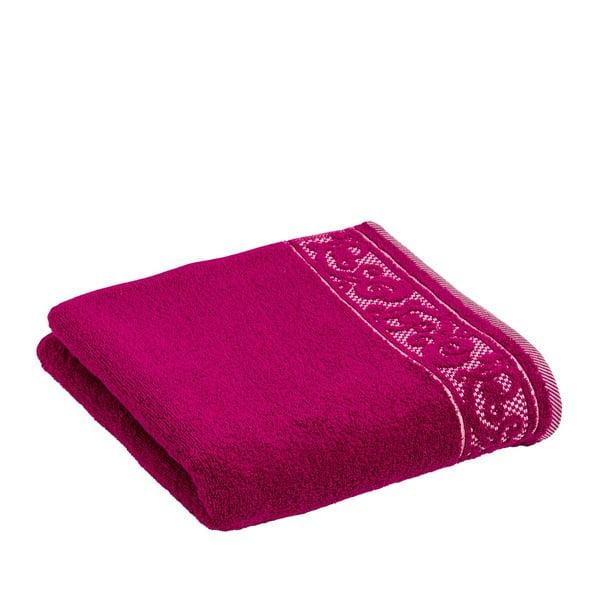 Ręcznik Inspiro Amarant, 70x140 cm