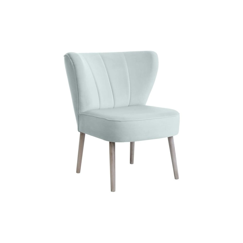 Jasnozielone krzesło JohnsonStyle Paola