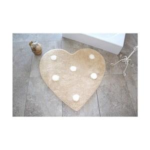 Dywanik łazienkowy Alessia Poni Rock, Ø 90 cm