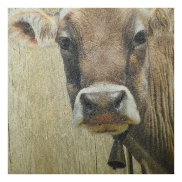 Dywanik Cow 75x50 cm