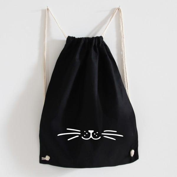 Plecak płócienny Schnurr Black