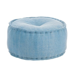 Puf Cotton Blue, 60x30 cm