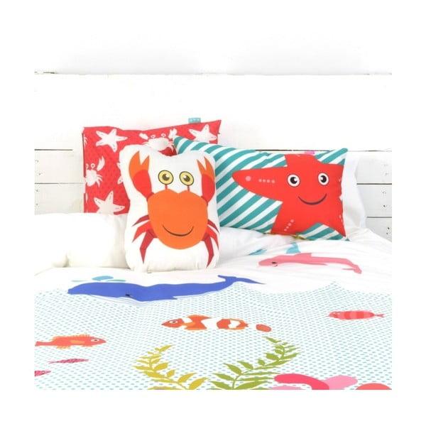 Poszewka na poduszkę Little W Under The Sea, 50x30 cm