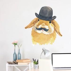 Naklejka dekoracyjna na ścianę Bunny