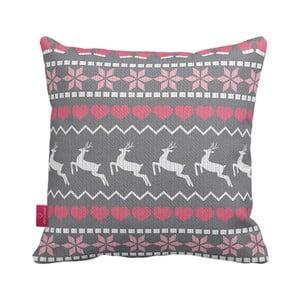 Poduszka Oh Deer, 43x43 cm
