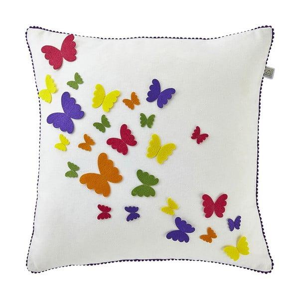 Poduszka z wypełnieniem Vanisha Purple, 45x45 cm