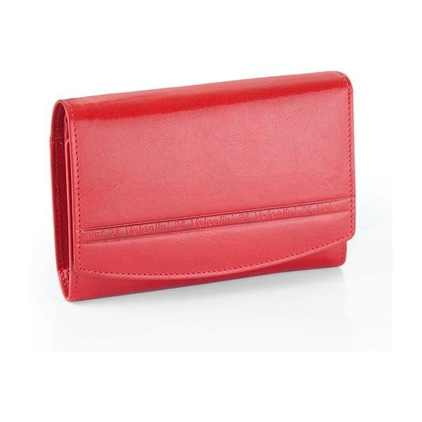 Portfel Valentini 681 Red