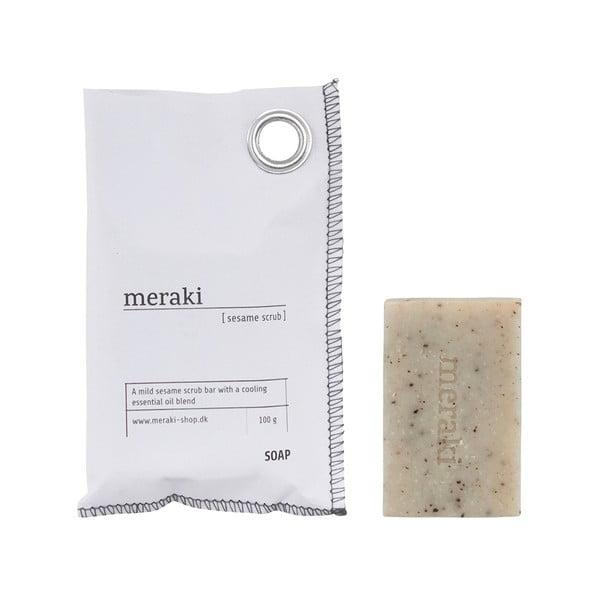 Mydło Meraki Sesame Scrub, 100 g