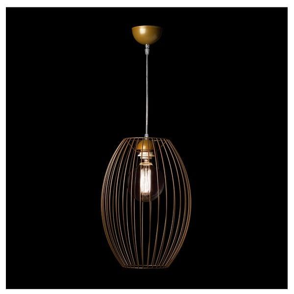 Lampa wisząca Olivia Gold