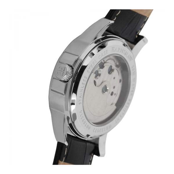 Zegarek męski Thomas Earnshaw Metallic Black/Silver