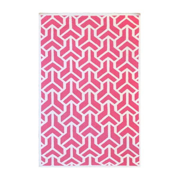 Ręcznie tkany dywan Kilim No. 169, 160x240 cm