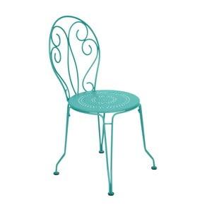 Morskie krzesło metalowe Fermob Montmartre