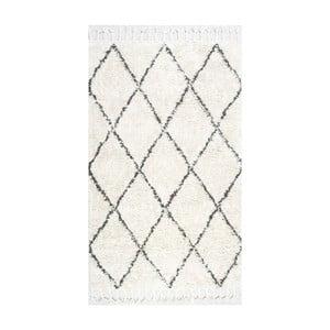 Wełniany dywan Zigio Natural, 120x183 cm