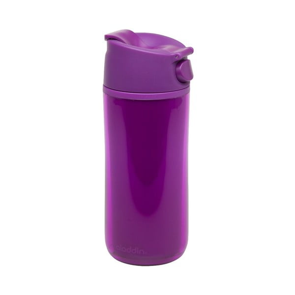 Kubek termiczny Flip & Sip 350 ml, fioletowy