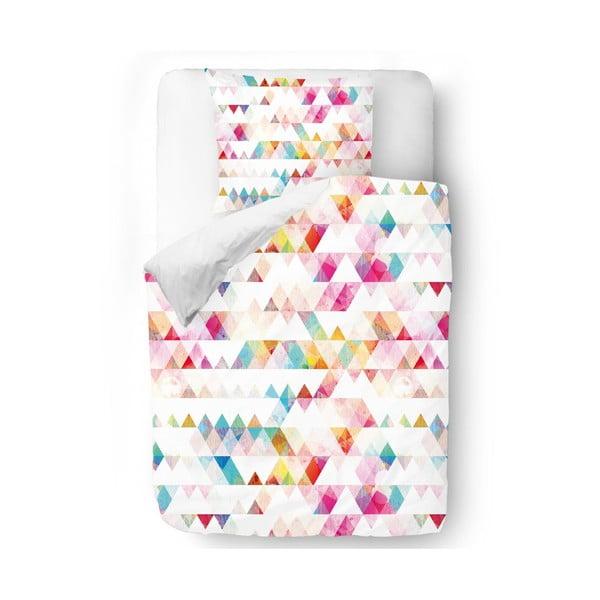 Pościel Pink Origami, 140x200 cm