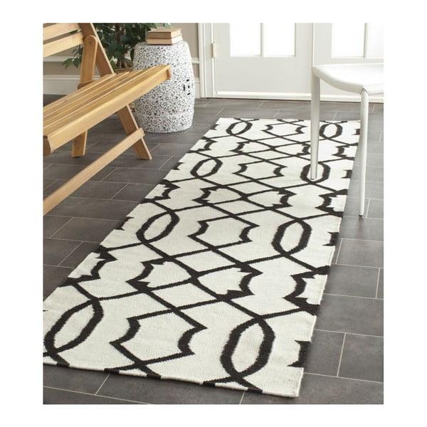 Wełniany dywan tkany ręcznie Safavieh Margo, 91 x 152 cm