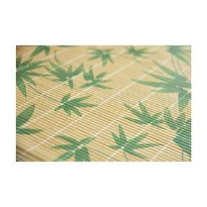 Zestaw 2 bambusowych mat stołowych Bambum Servizio