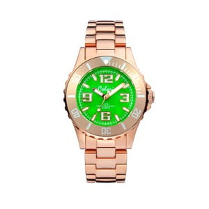 Zegarek Colori 33 Rose Green Colour