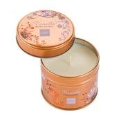 Świeczka zapachowa w puszcze o zapachu wanilii i karmelu Copenhagen Candles, czas palenia 32 godz.