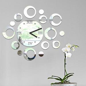 Lustrzany zegar Circles