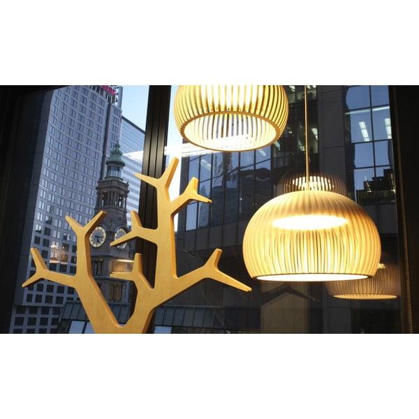 Lampa wisząca Atto 5000 Walnut