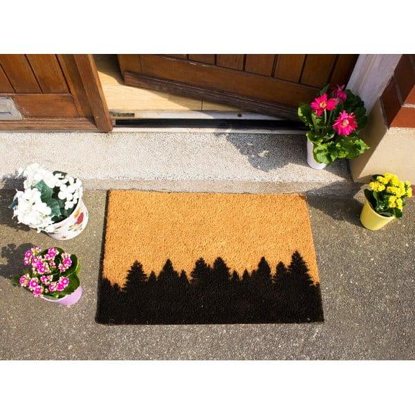 Wycieraczka Artsy Doormats Forest, 40x60 cm