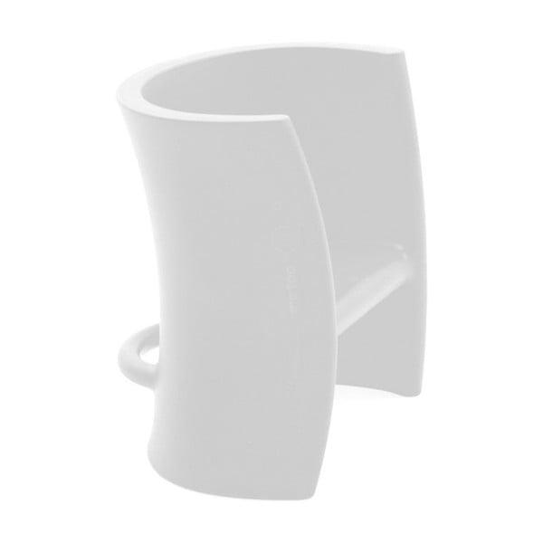Wielofunkcyjne krzesło Trioli, białe