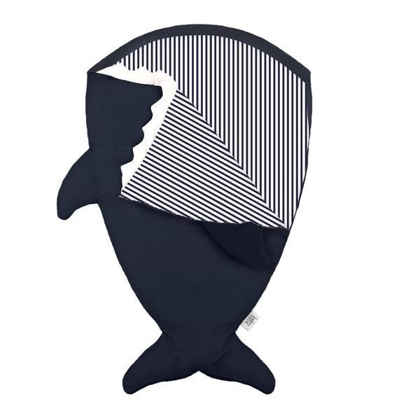 Śpiworek dla malucha Blue Navy with Stripes