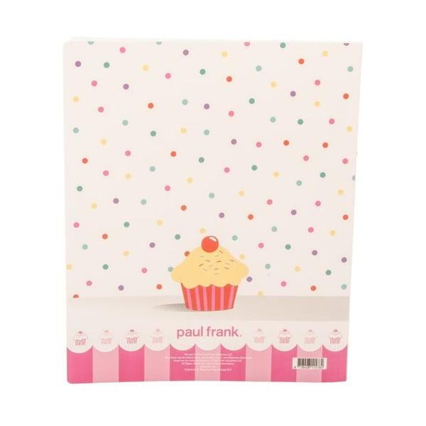 Segregator Paul Frank I Love Cupcakes