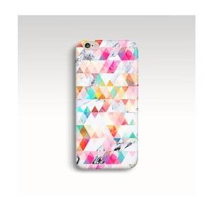 Etui na telefon Marble Geometric na iPhone 6/6S