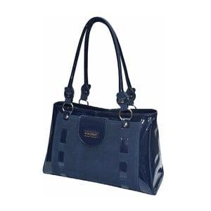 Skórzana torebka Boscollo Blue 2747
