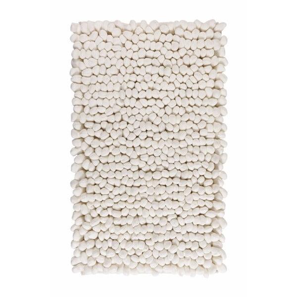 Dywanik łazienkowy Bodhi Ivory, 60x100 cm