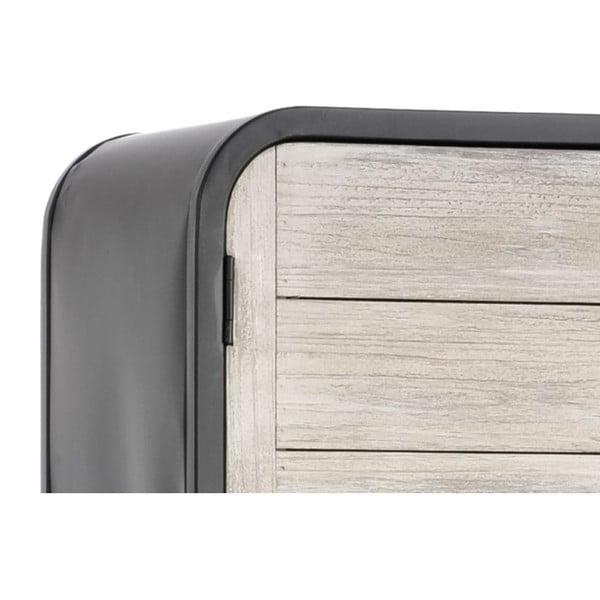 Szafa Metal Modern, 40x35x160 cm