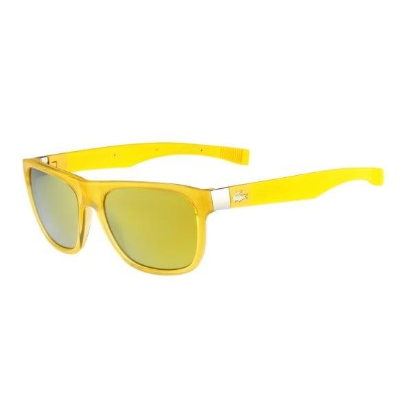 Damskie okulary przeciwsłoneczne Lacoste L664 Yellow