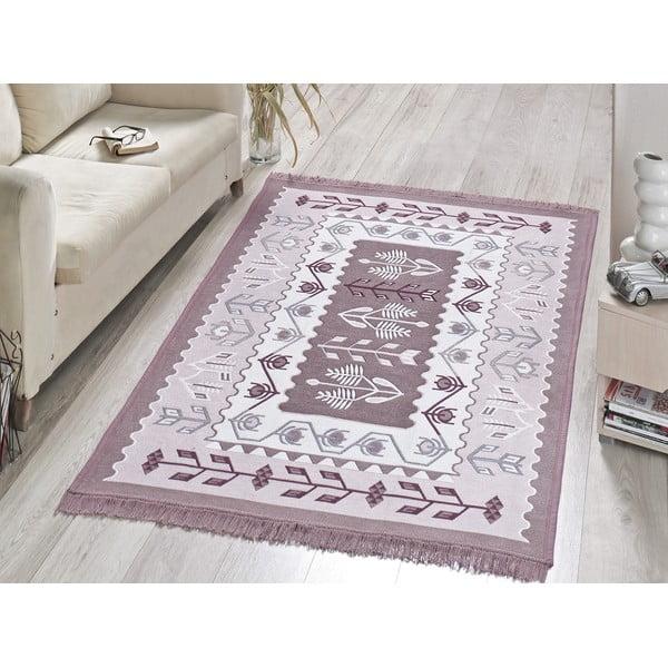 Dywan Purple Aztec, 120x180 cm