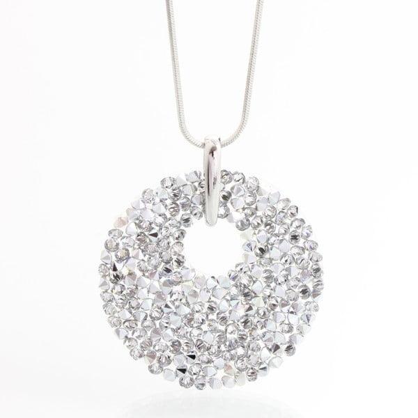 Naszyjnik z kryształami Swarovski Elements Laura Bruni Louis