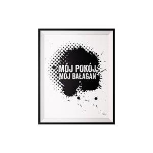 Plakat Balagan, 40x50 cm