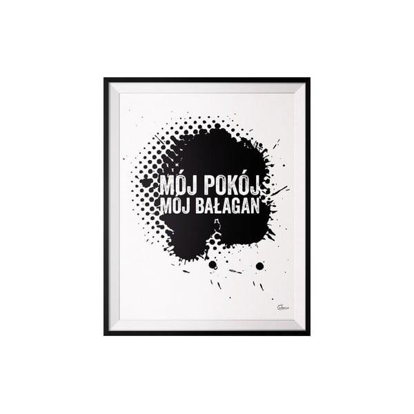 Plakat Balagan, 50x70 cm