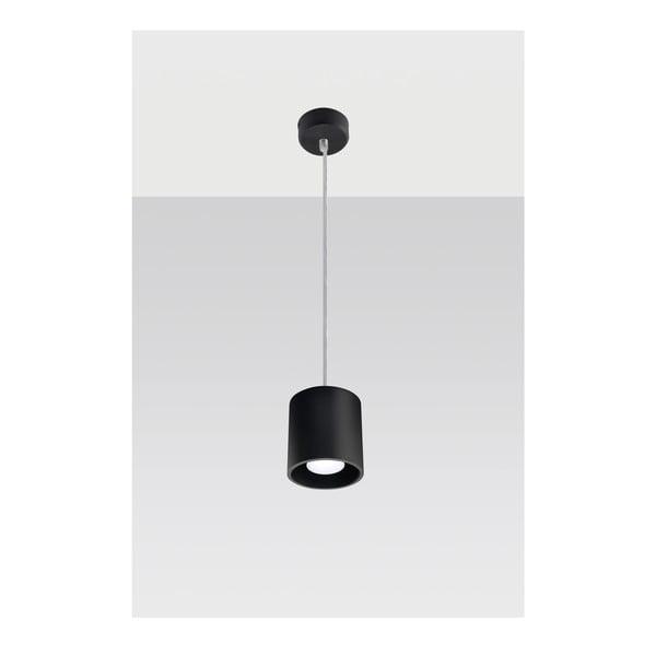 Czarna lampa wisząca Nice Lamps Roda 1