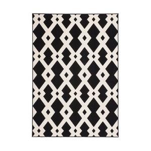 Dywan Stella 100 Black White, 80x150 cm