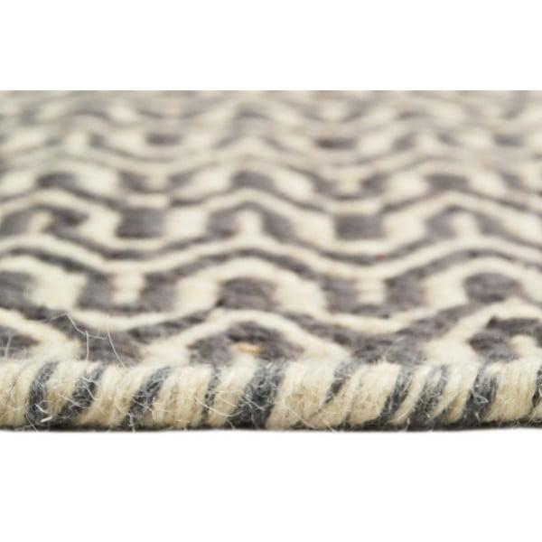 Ręcznie tkany kilim Grey House Kilim, 110x160 cm