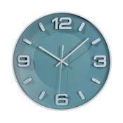 Niebieski zegar ścienny Ixia