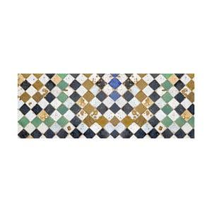 Dywan winylowy Square Tiles, 50x100 cm