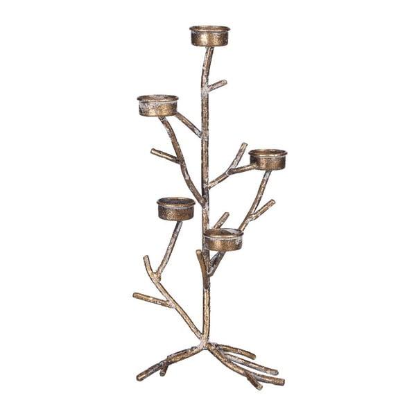 Świecznik Ixia Golden Tree M