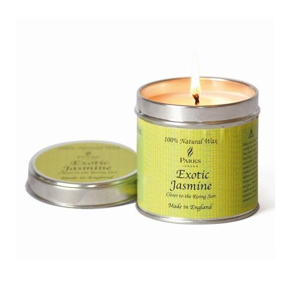 Świeczka Scenterd Candles, Exotic Jasmine, 50 godzin