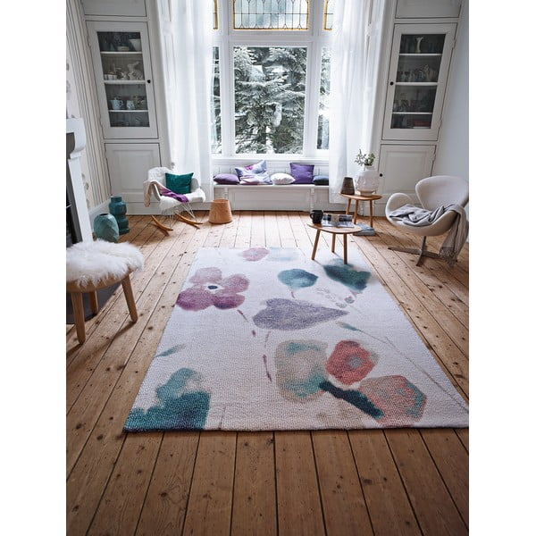 Dywan Esprit Dream Flower, 135x190 cm