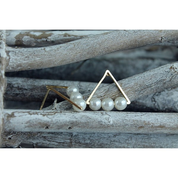 Kolczyki Pearl Studs