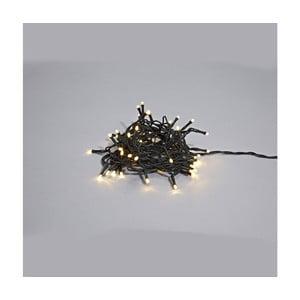 Czarna girlanda świetlna LED Markslöjd Sken Black Lungo, 160 lampek