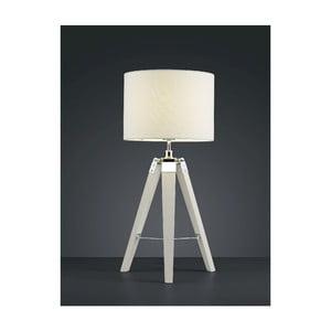 Lampa stołowa Gent White